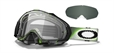 Oakley Mayhem Crossglasögon Swell Fade Green