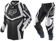 Fox 180 Race Black Klädpaket