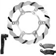 Galfer Tsunami Oversize Wave Brake Kit