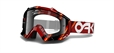 Oakley Proven Mx Crossglasögon Red Victory Stripes