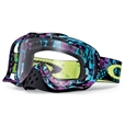Oakley Crowbar Icon Purple Blue