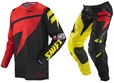 Shift Chad Reed Replica Red/Yellow Klädpaket